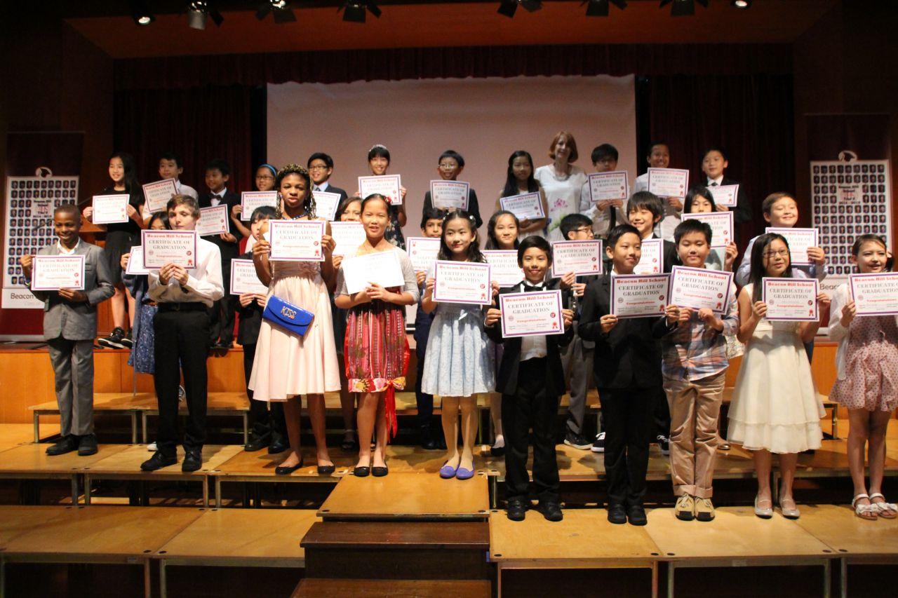 Beacon Hill School – ESF Jun 25 - Yr6 Graduation - Beacon ...