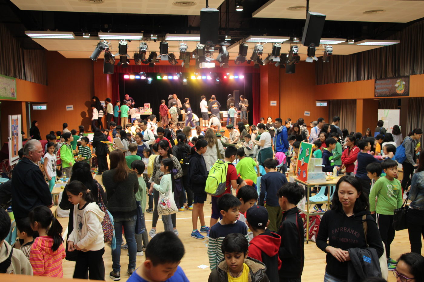 Image result for beacon hill school international food fair